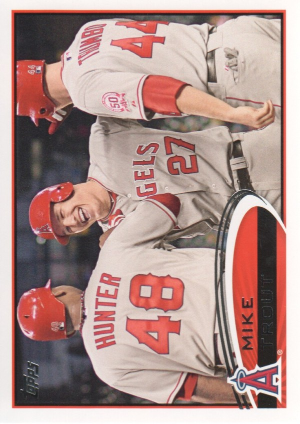 2012 Topps #446 Mike Trout
