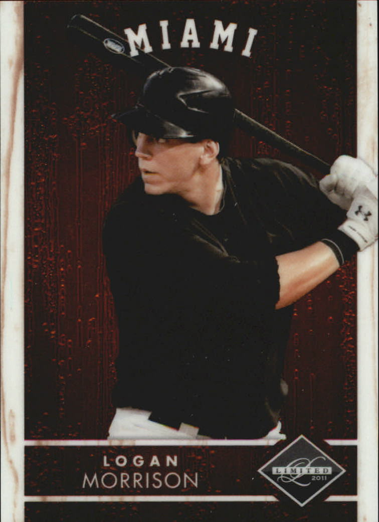 2011 Limited OptiChrome #28 Logan Morrison