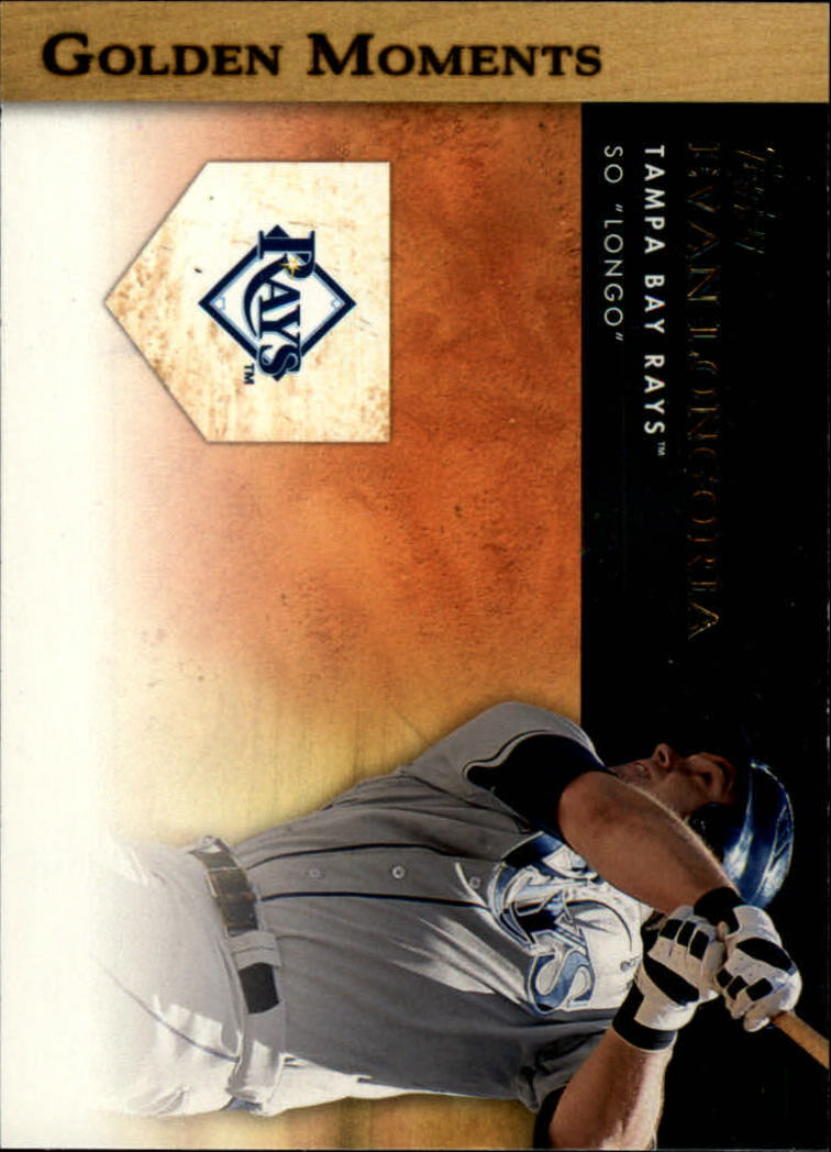 2012 Topps Golden Moments Series 2 #GM4 Evan Longoria