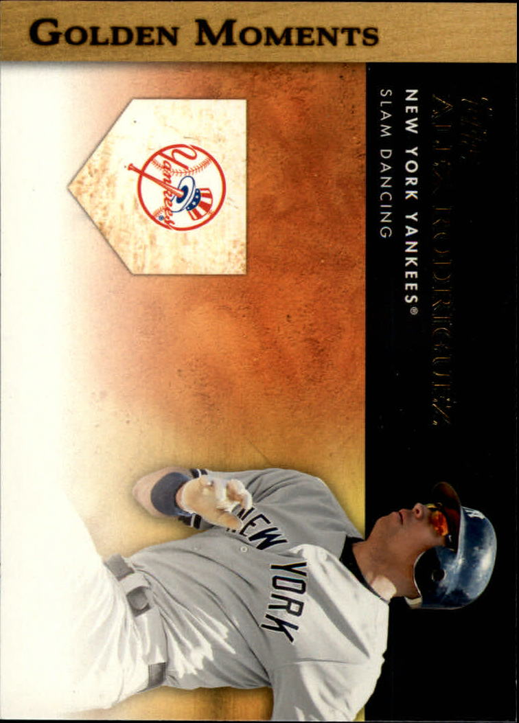 2012 Topps Golden Moments Series 2 #GM13 Alex Rodriguez