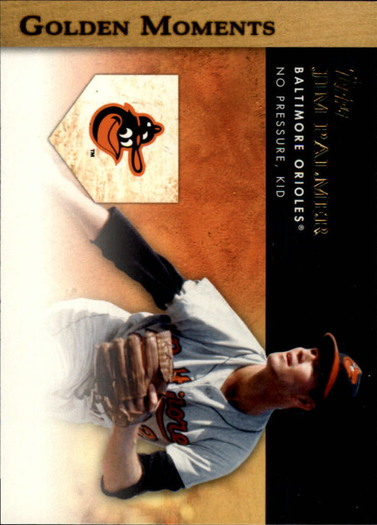 2012 Topps Golden Moments Series 2 #GM27 Jim Palmer