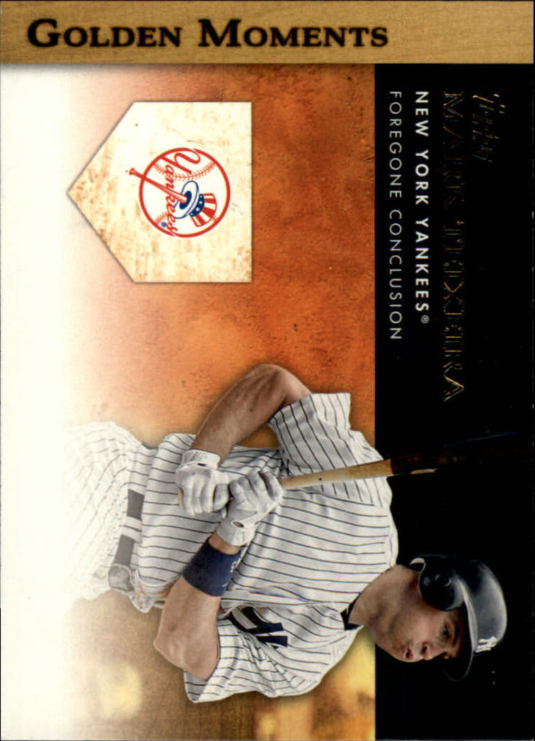 2012 Topps Golden Moments Series 2 #GM30 Mark Teixeira