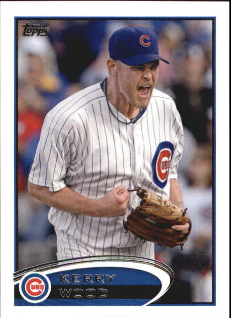 2012 Topps Mini #574 Kerry Wood front image