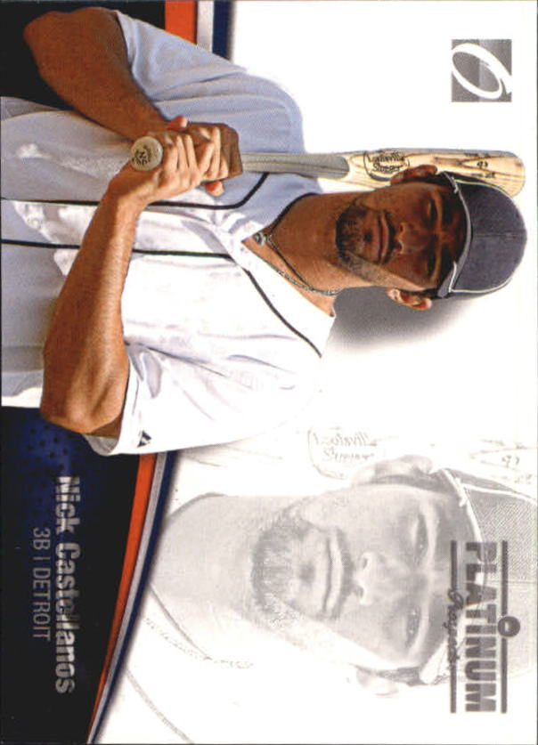 2012 Onyx Platinum Prospects #PP13 Nick Castellanos