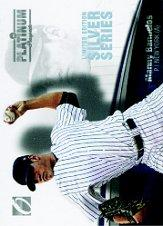 2012 Onyx Platinum Prospects Limited Edition Silver Series #PP4 Manny Banuelos