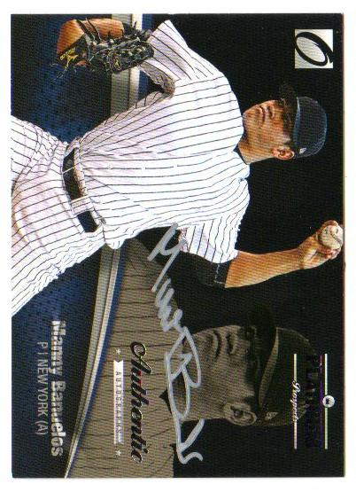 2012 Onyx Platinum Prospects Autographs Silver Ink #PPA3 Manny Banuelos/135