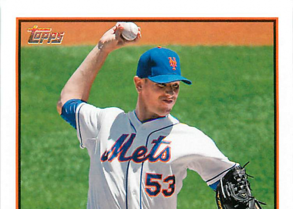 2012 Topps Update #US14 Jeremy Hefner RC