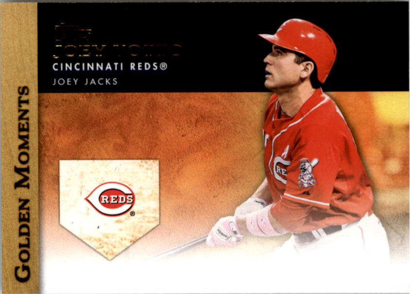 2012 Topps Update Golden Moments #GMU19 Joey Votto