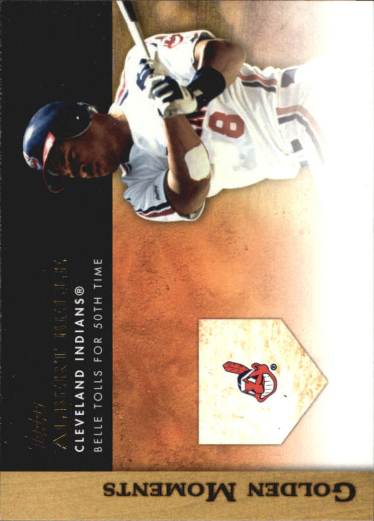 2012 Topps Update Golden Moments #GMU22 Albert Belle