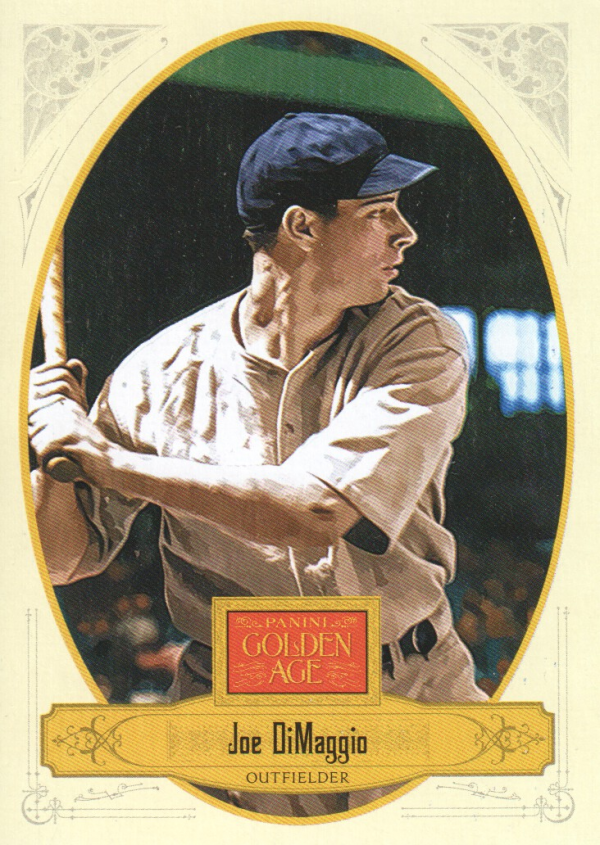2012 Panini Golden Age #42 Joe DiMaggio