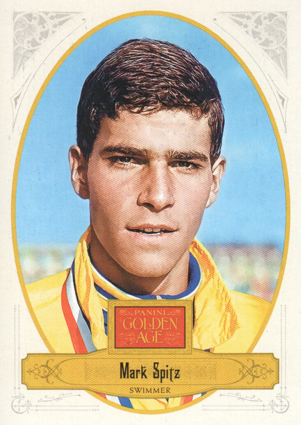 2012 Panini Golden Age #116 Mark Spitz