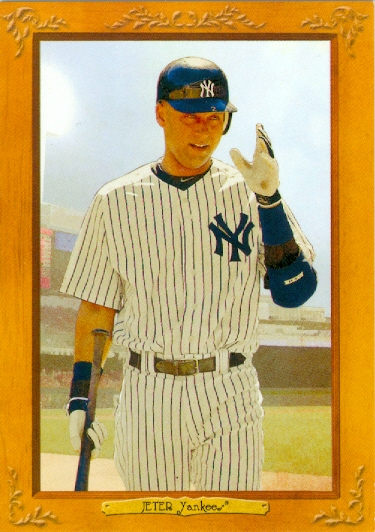 2013 Topps Turkey Red #2 Derek Jeter