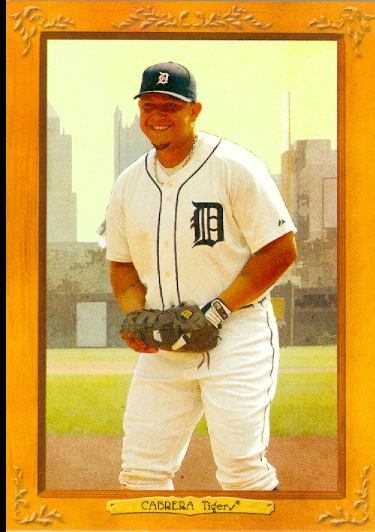2013 Topps Turkey Red #75 Miguel Cabrera
