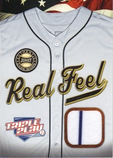 2013 Triple Play Real Feel #1 Batting Gloves