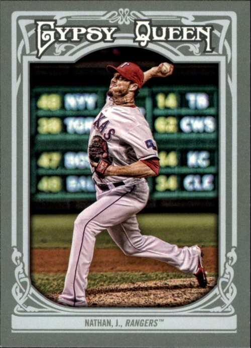 2013 Topps Gypsy Queen #2 Joe Nathan