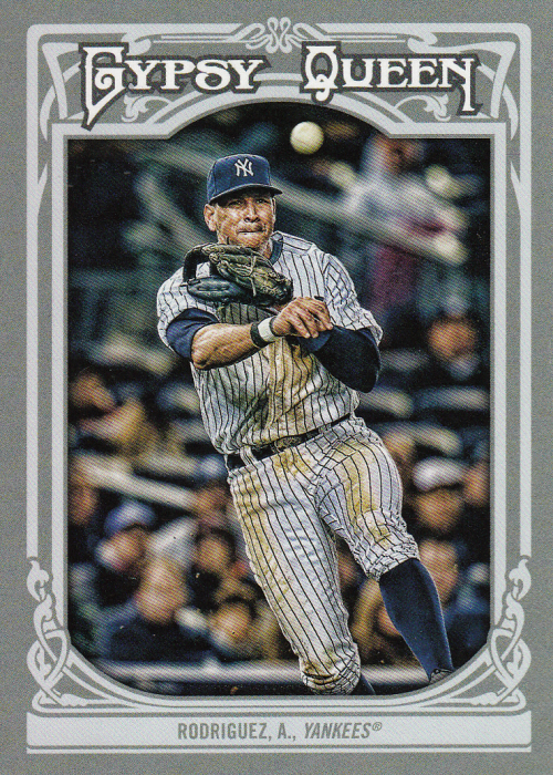 2013 Topps Gypsy Queen #6 Alex Rodriguez