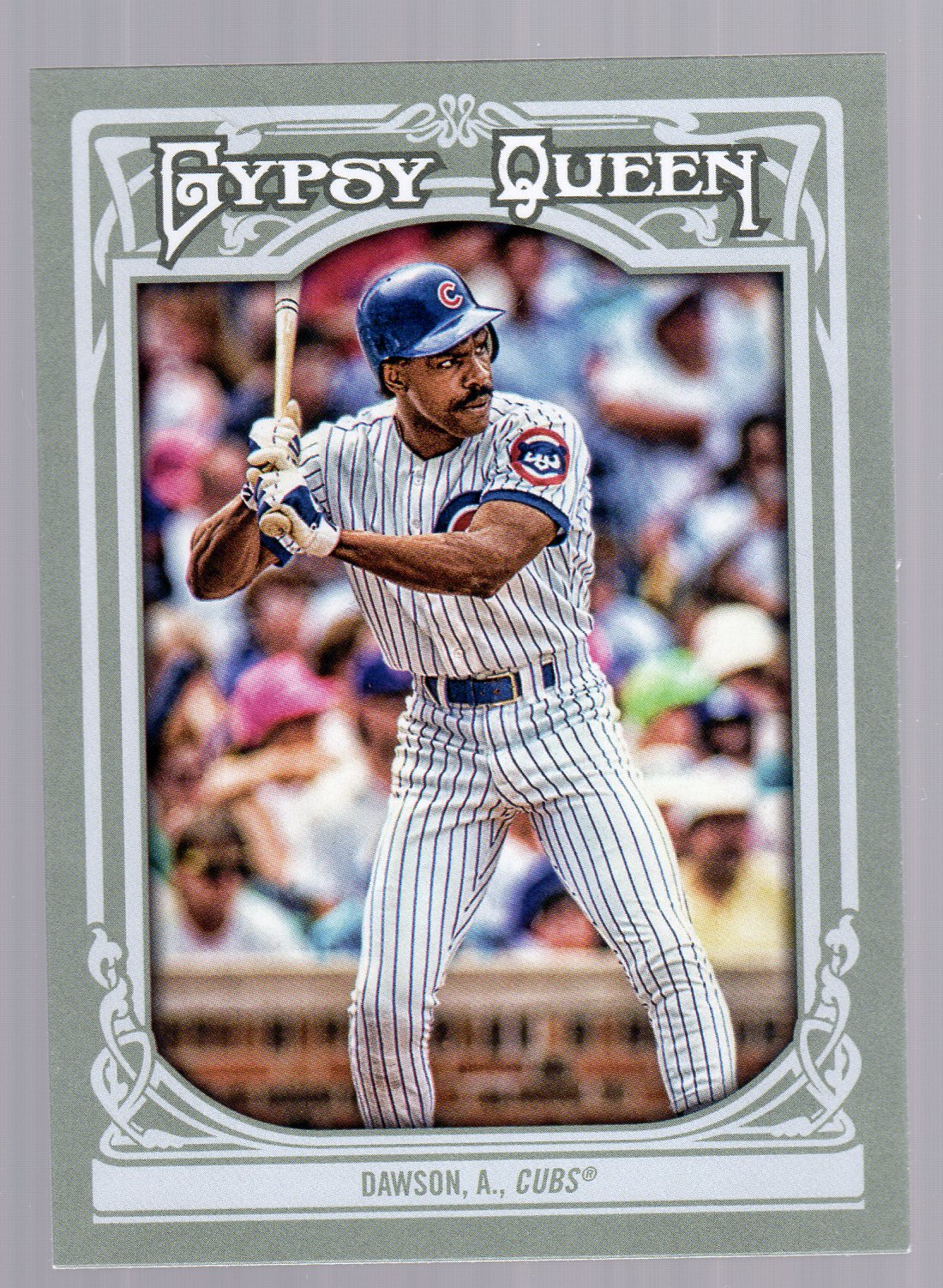 2013 Topps Gypsy Queen #8 Andre Dawson