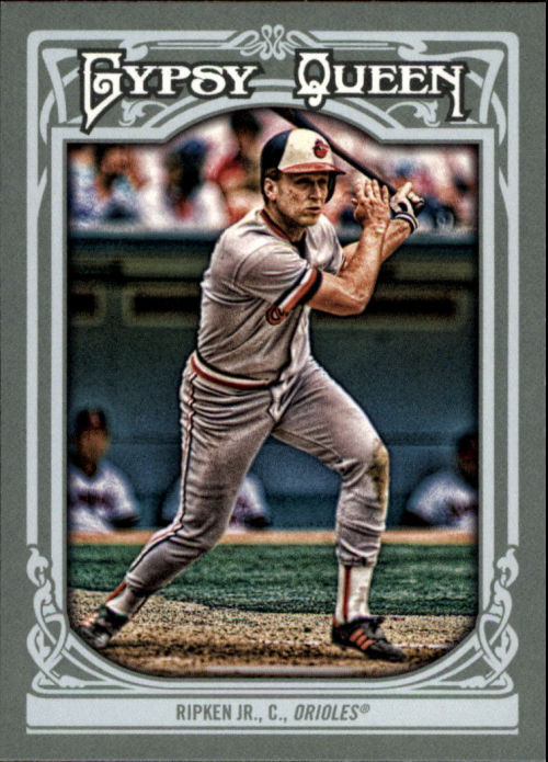 2013 Topps Gypsy Queen #120 Cal Ripken Jr.