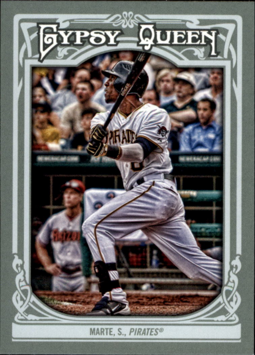 2013 Topps Gypsy Queen #143 Starling Marte