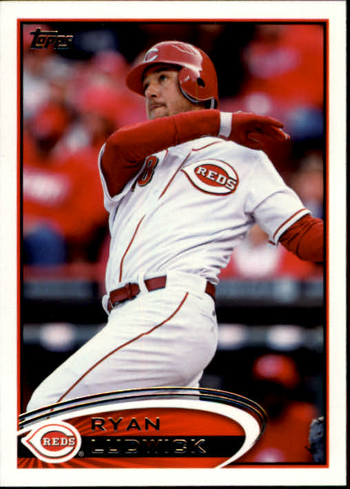2012 Topps Update Orange #US247 Ryan Ludwick
