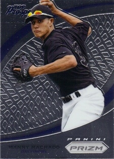 2012 Panini Prizm Top Prospects #TP7 Manny Machado