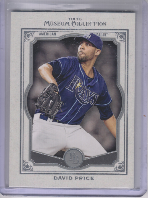 2013 Topps Museum Collection #21 David Price