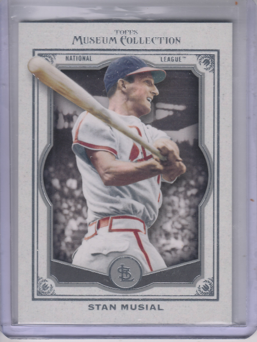 2013 Topps Museum Collection #32 Stan Musial