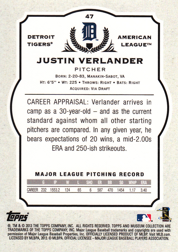 Pick From List 2013 Topps Museum Collection Baseball