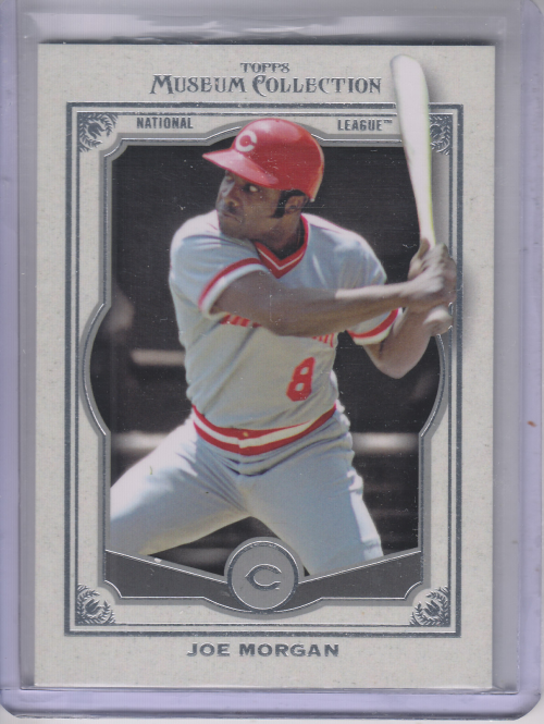 2013 Topps Museum Collection #64 Joe Morgan