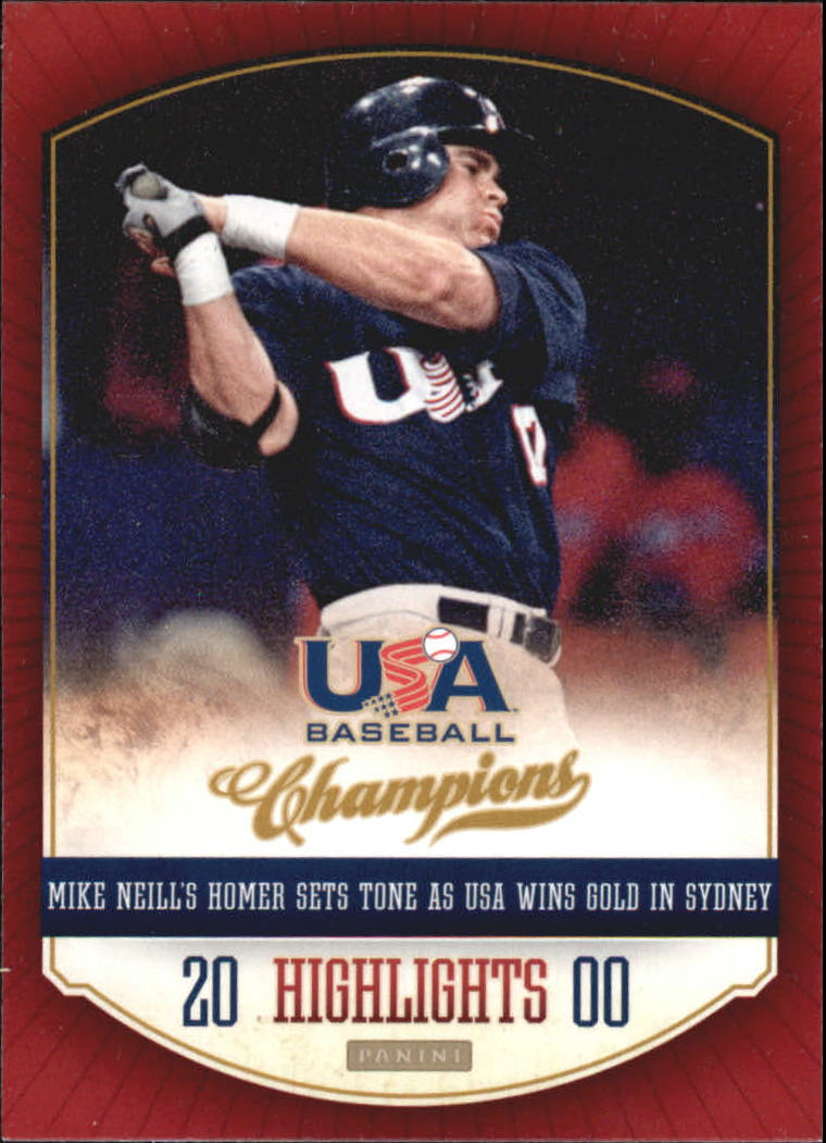 2013 USA Baseball Champions Highlights #6 Mike Neill