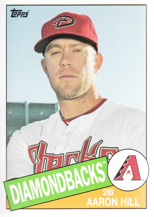 2013 Topps Archives #126 Aaron Hill