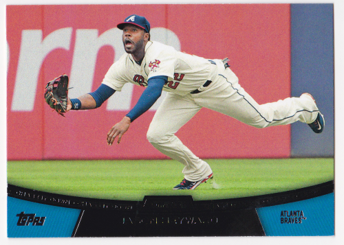 2013 Topps Chase It Down #CD4 Jason Heyward