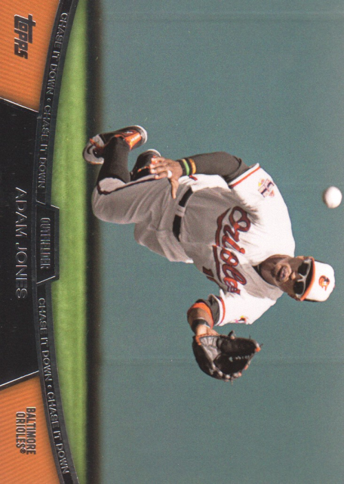 2013 Topps Chase It Down #CD5 Adam Jones