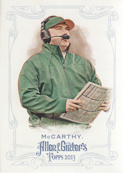 2013 Topps Allen and Ginter #278 Mike McCarthy
