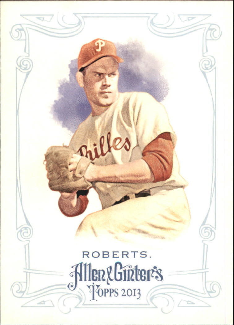 2013 Topps Allen and Ginter Mini #34 Robin Roberts