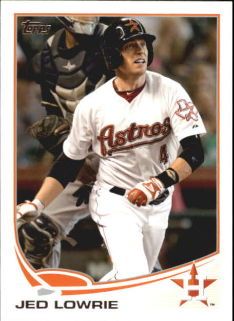 2013 Topps Mini #104 Jed Lowrie