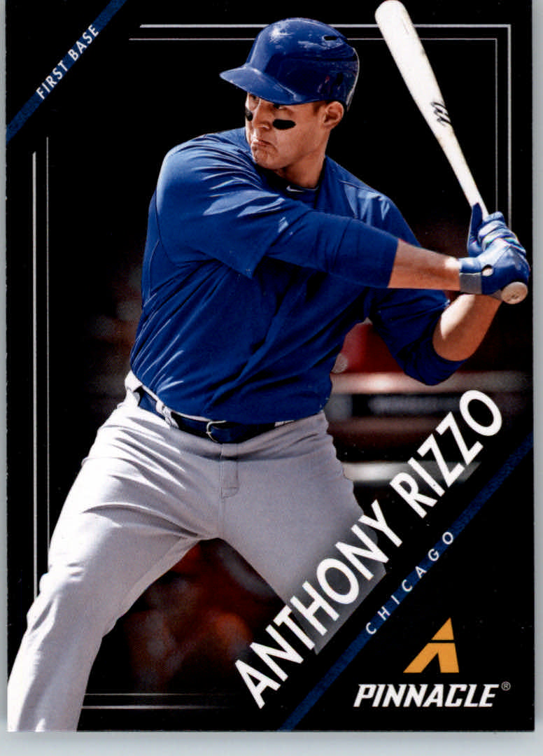 2013 Pinnacle #4 Anthony Rizzo