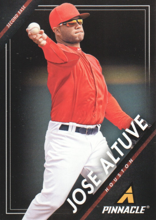 2013 Pinnacle #120 Jose Altuve