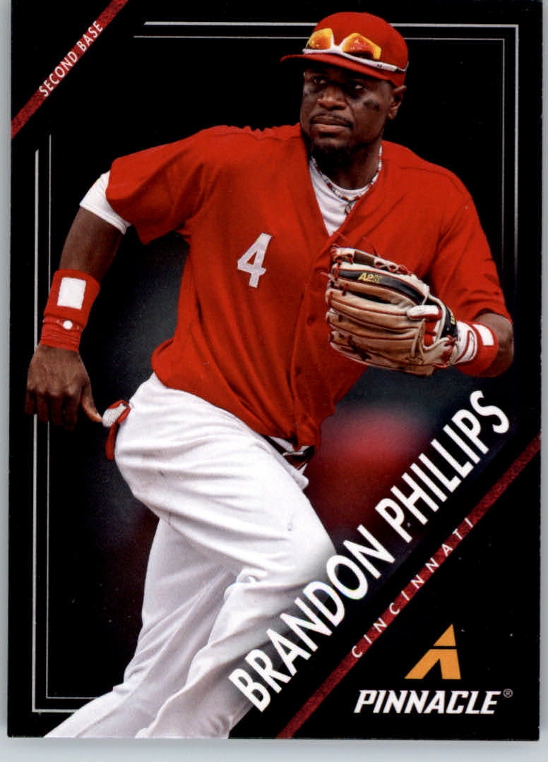 2013 Pinnacle #125 Brandon Phillips