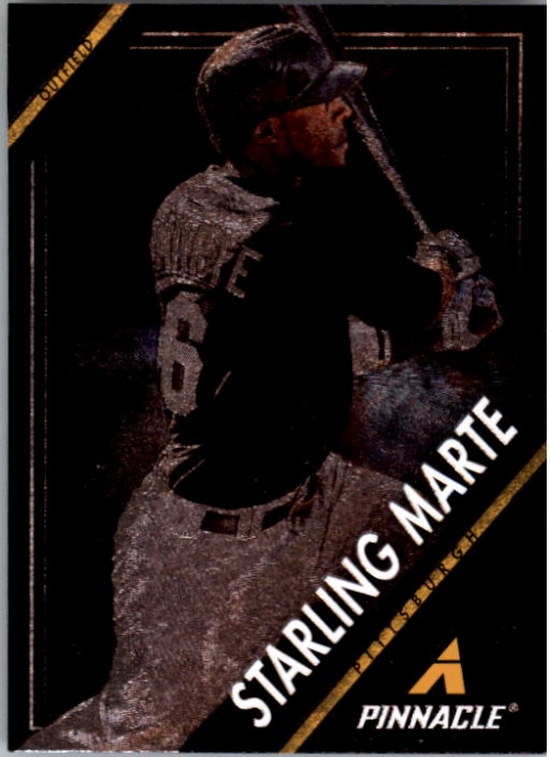 2013 Pinnacle Museum Collection #21 Starling Marte