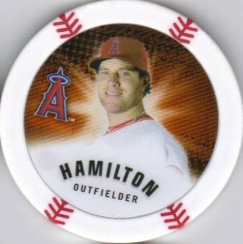 2013 Topps Chipz Magnets #JH Josh Hamilton