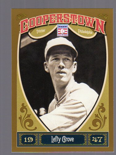 2013 Panini Cooperstown #25 Lefty Grove