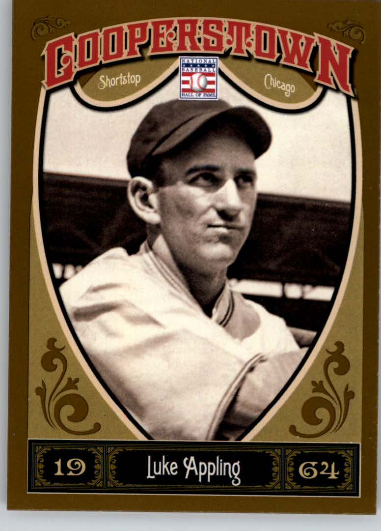 2013 Panini Cooperstown #50 Luke Appling