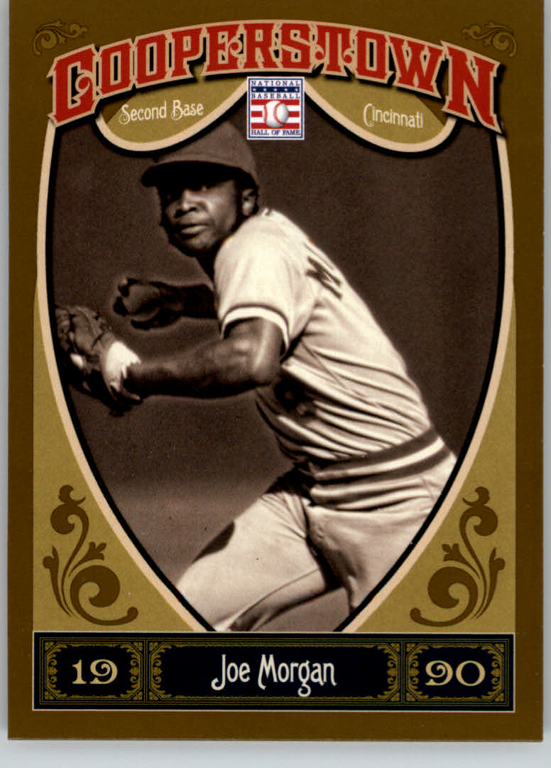 2013 Panini Cooperstown #85 Joe Morgan