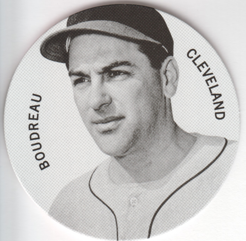 2013 Panini Cooperstown Colgan's Chips #15 Lou Boudreau