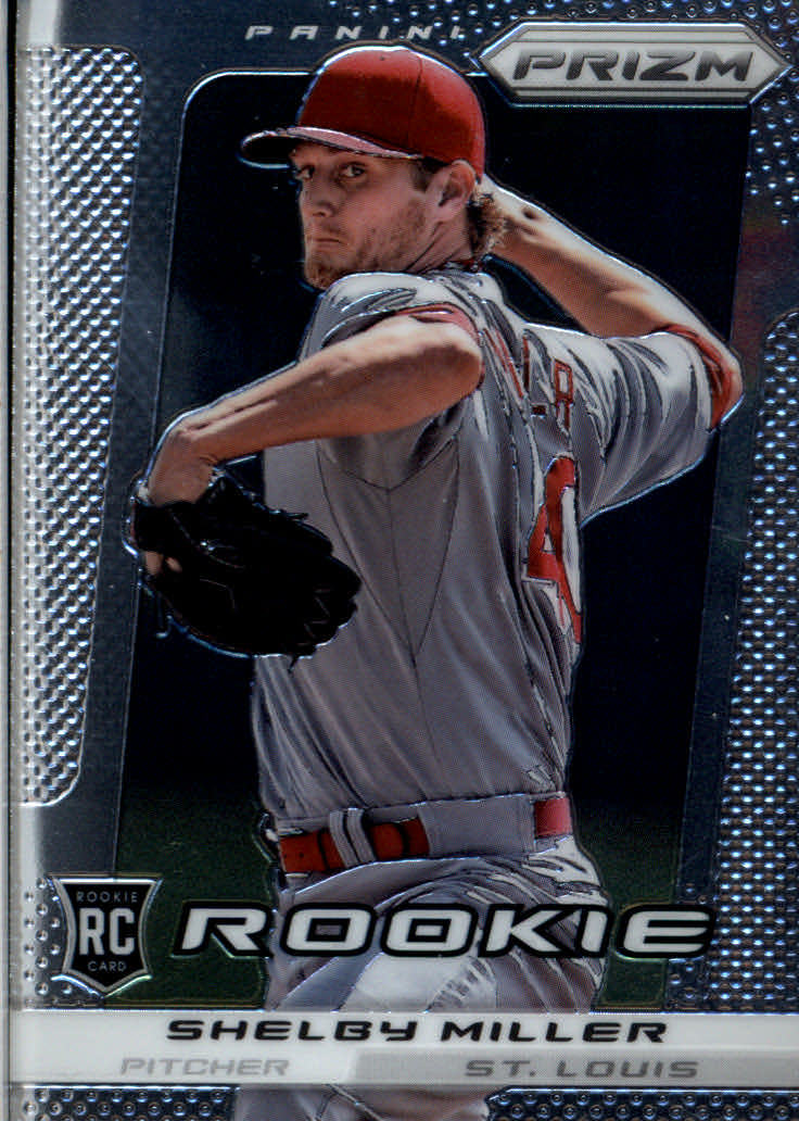 2013 Panini Prizm #276 Shelby Miller RC