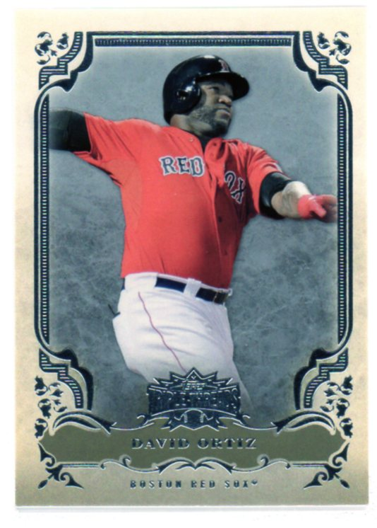 2013 Topps Triple Threads #23 David Ortiz