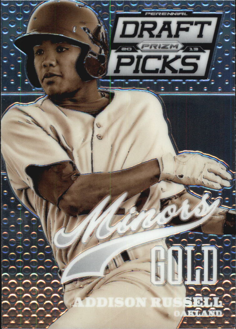 2013 Panini Prizm Perennial Draft Picks Minors #9 Addison Russell