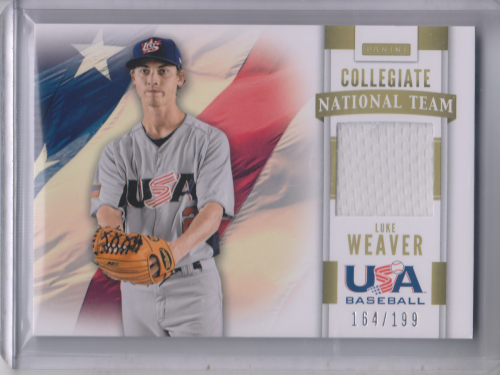 2013 USA Baseball Collegiate National Team Jerseys #23 Luke Weaver