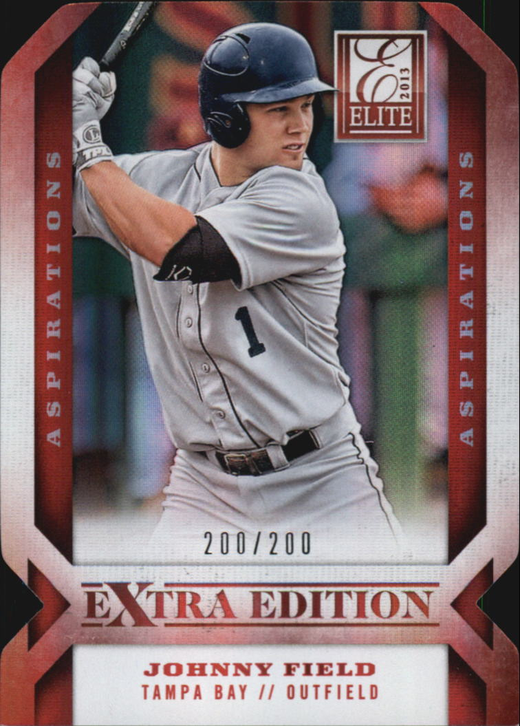 2013 Elite Extra Edition Aspirations #16 Johnny Field
